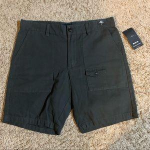 Rvca NWT utility shorts 19inch